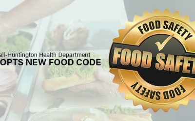2013 Food Code Changes